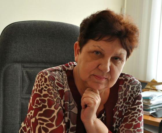 Светлана Буланова, заместитель председателя совета ветеранов Томской области