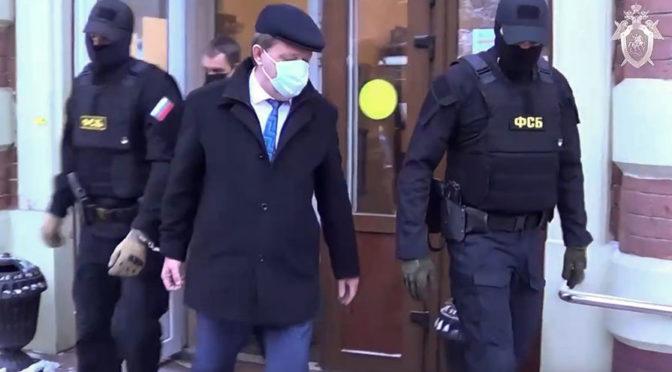 Временно отстраненный от занимаемой должности мэр Томска предстанет перед судом