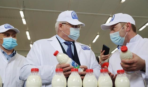 Любимая молочка из Нелюбина