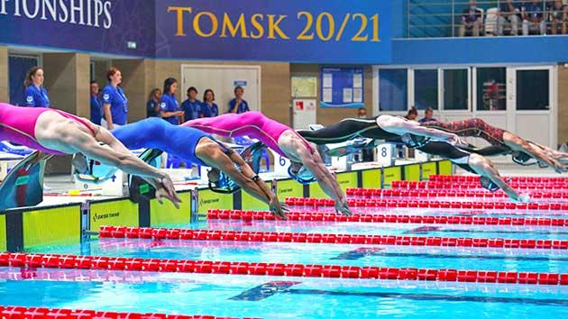 Анна Аржанова: Томск– это сердце подводного спорта