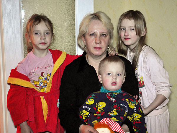 Семья Рудь