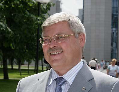 Губернатор Сергей Жвачкин