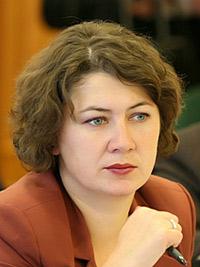 Галина Немцева, председатель регионального политсовета «Справедливой России», депутат Законодательной думы ТО