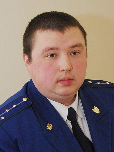 Марк Харламов, начальник отдела по расследованию особо важных дел СУ СК РФ по ТО