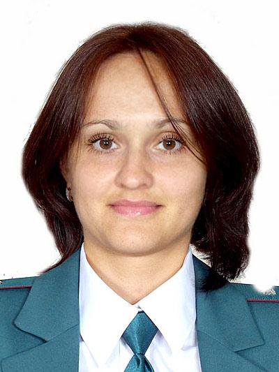 Екатерина Мазур, государственный налоговый инспектор Управления ФНС России по Томской области