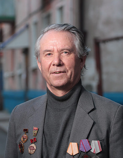 Михаил Степанович Ламанов