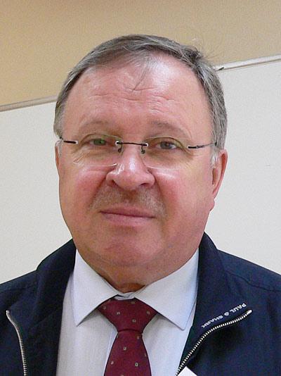 Владимир Шаповал, председатель ЦИК Украины, доктор юридических наук, профессор, член Академии наук Украины