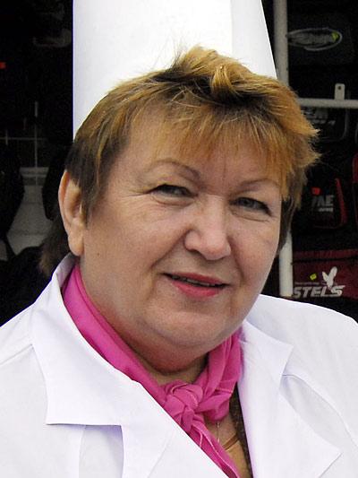 Валентина Завалишина
