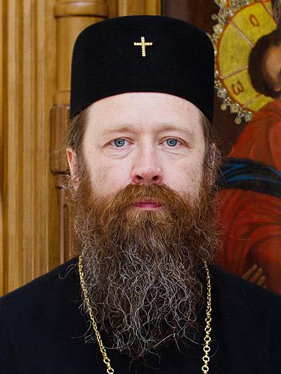 Владыка Ростислав, архиепископ Томский и Асиновский