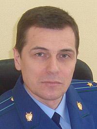 Олег Фрикель, прокурор Советского района г. Томска