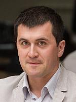 Алексей Князев, руководитель лаборатории каталитических исследований НИ ТГУ, председатель совета молодых ученых Томской области