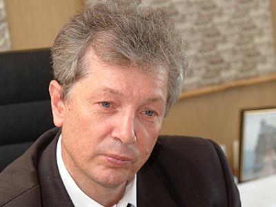 Василий Музалев, генеральный директор мостоотряда № 101 томского филиала ОАО «Сибмост»