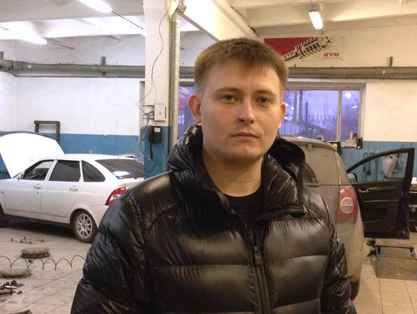 Колмаков