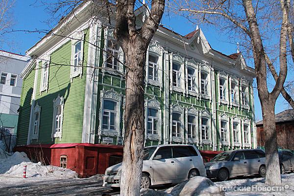 Эклектика (ул. Пушкина, 40)
