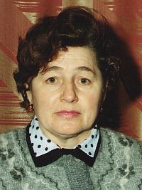 Великанова Тамара Алексеевна