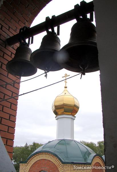 храм Колпашево колокольня2