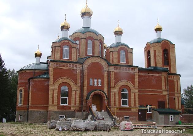 храм Колпашево
