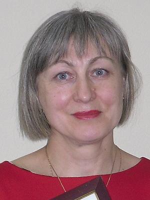 Валентина Ларина