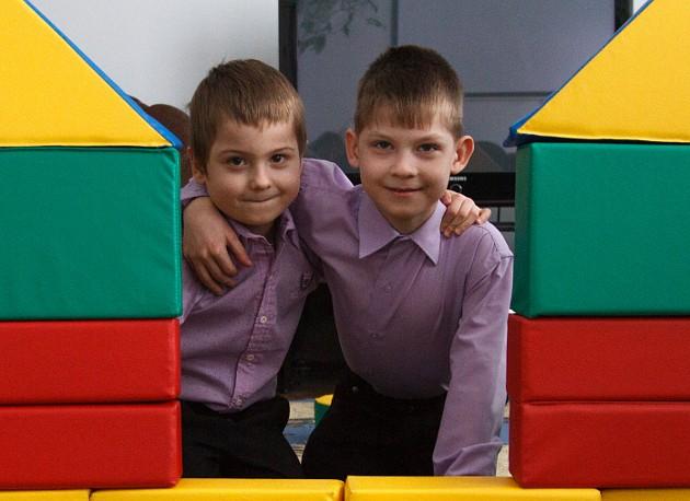 Максим и Сергей