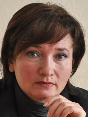 Марина Киняйкина, и.о. начальника Департамента социальной защиты населения Томской области