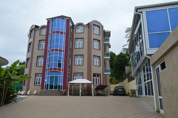 1 - Вид отеля