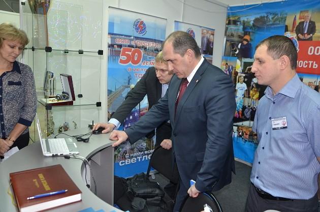 И.о. заместителя губернатора по промышленной политике Николай Глебович заинтересовался механизмом автоматизированной передачи данных с приборов учета электроэнергии
