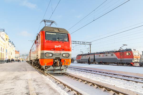 поезд томск