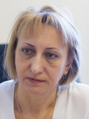 Светлана Порошинская