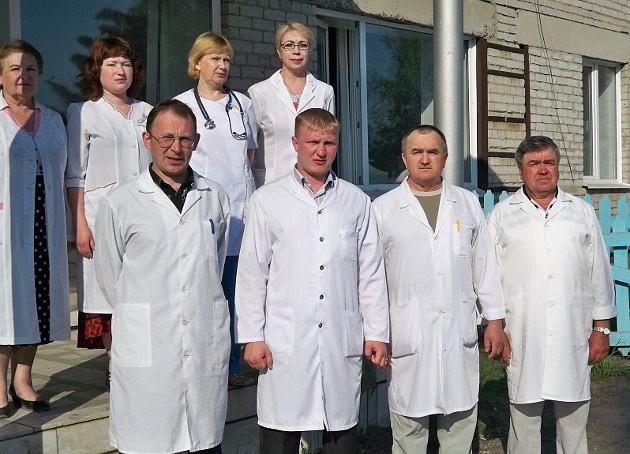врачи ЦРБ