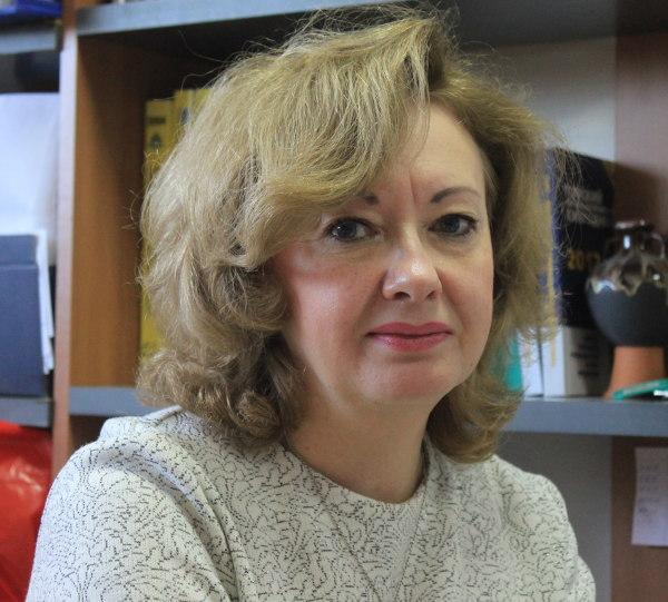 Ольга Железнова, офисный работник