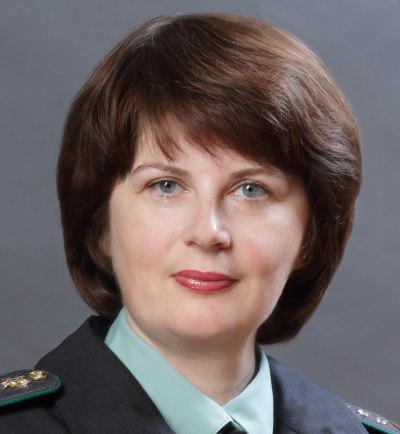 Татьяна  Томрачева,  официальный представитель УФССП России по Томской области