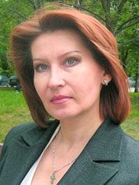 Татьяна Покровская, преподаватель