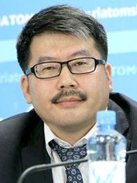 Чингис Цыренжапов, член Общественной палаты Томской области