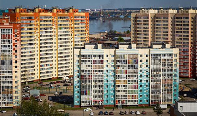 Томская домостроительная компания победила в конкурсе жилых комплексов-новостроек