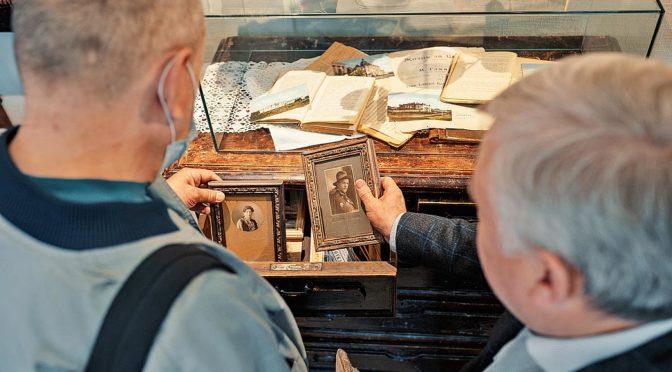 О томских купцах-благотворителях рассказывает выставка «Старый добрый Томск»