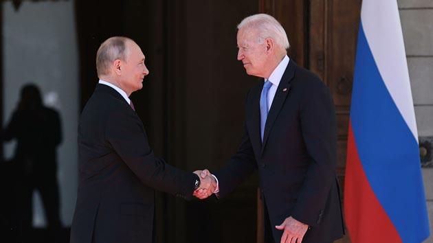 Томский взгляд на встречу Путина и Байдена в Женеве