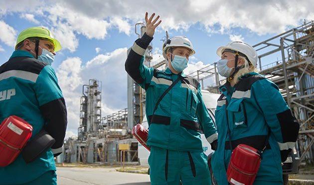 На томском предприятии СИБУРа рассказали об отношении к экологии